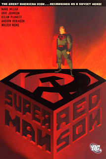 Cover image for Superman: Red Son