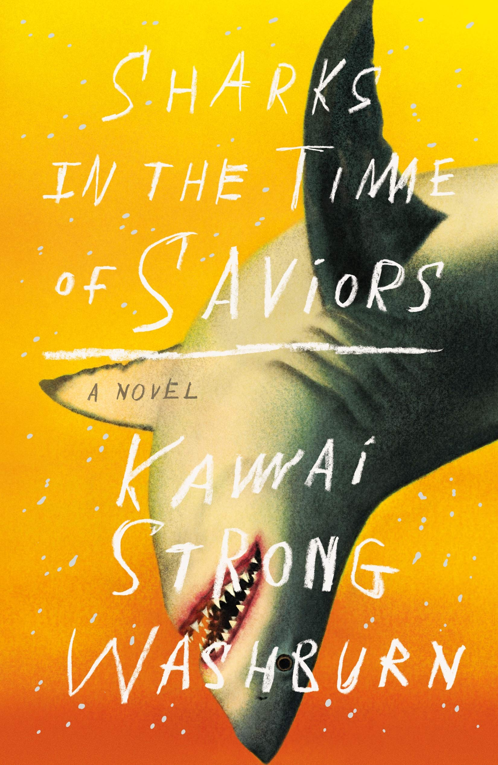 "Image for ""Sharks in the Time of Saviors"""
