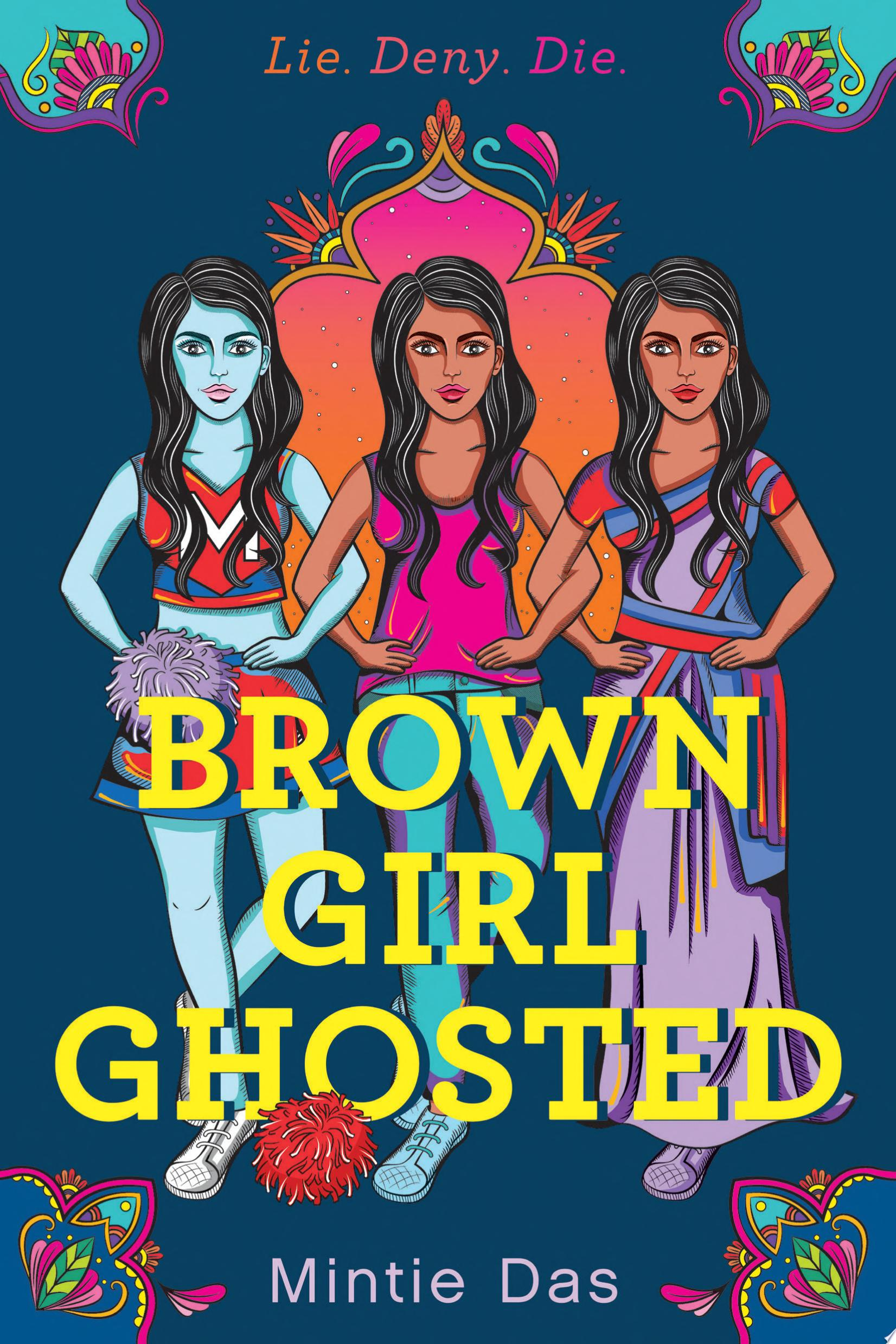 "Image for ""Brown Girl Ghosted"""