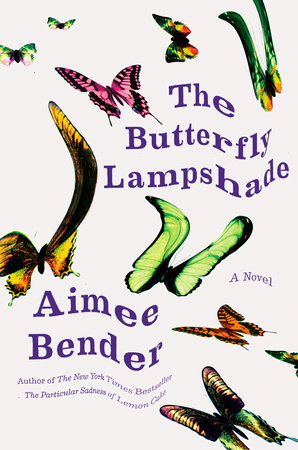 "Cover image for ""The Butterfly Lampshade"""