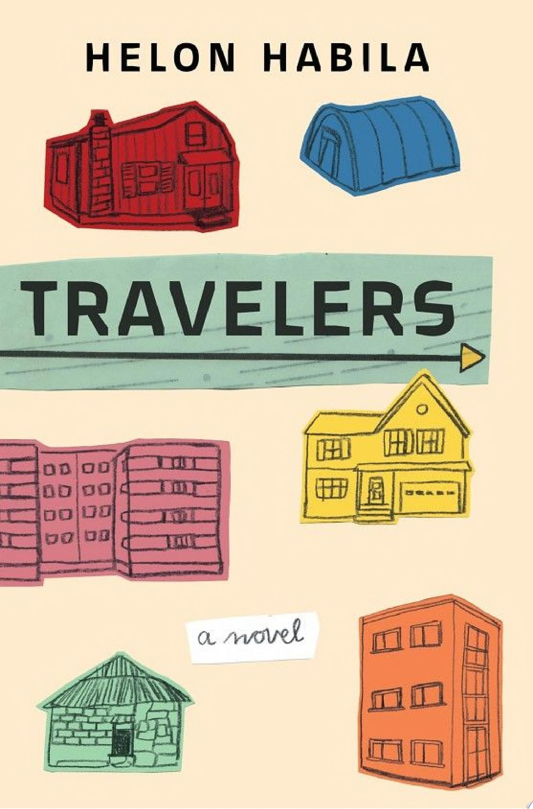 "Image for ""Travelers: A Novel"""