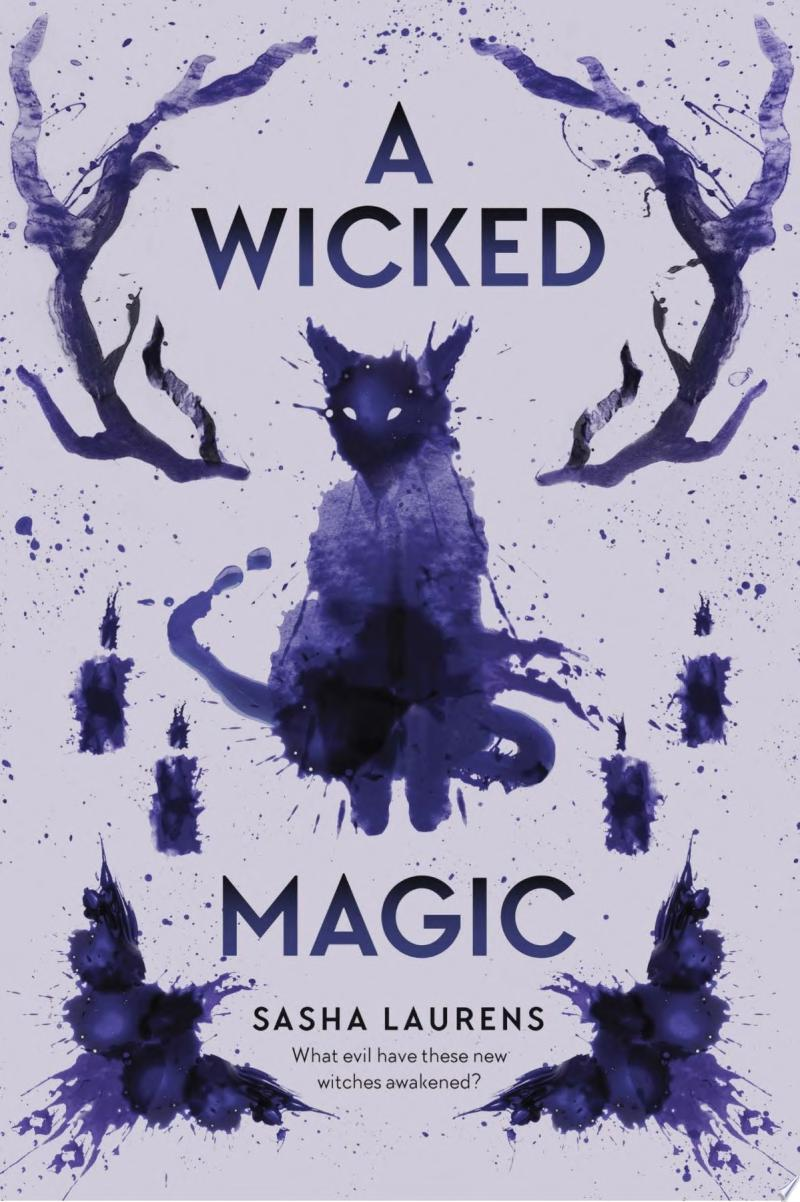 "Image for ""A Wicked Magic"""