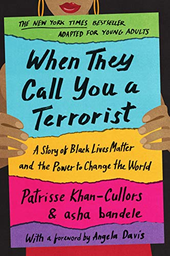 "Cover image for ""When They Call You a Terrorist"""