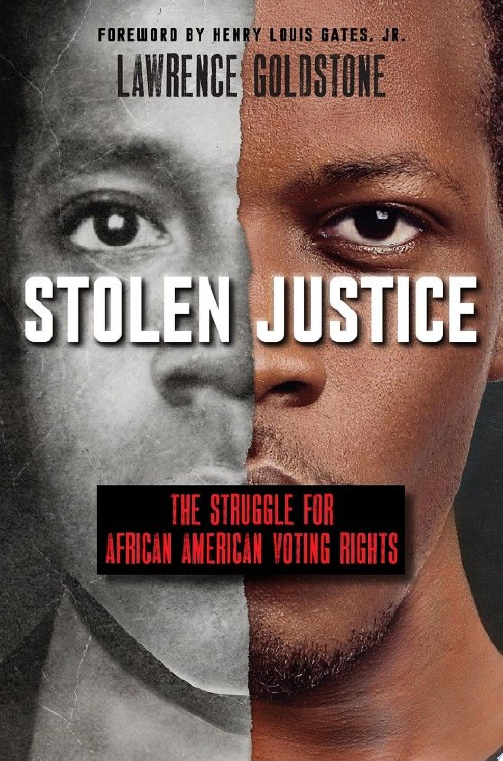 "Image for ""Stolen Justice: The Struggle for African American Voting Rights (Scholastic Focus)"""