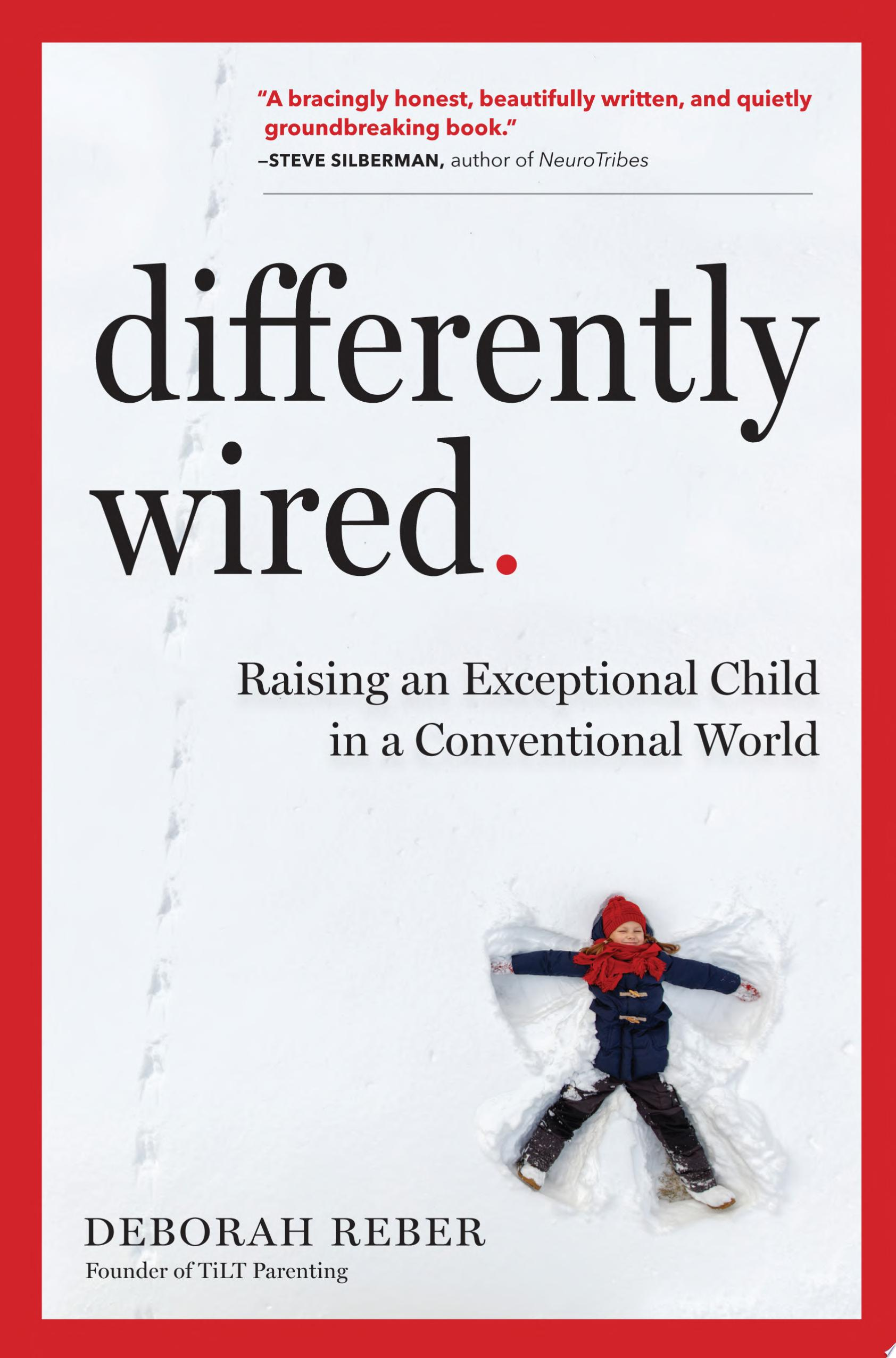"Image for ""Differently Wired"""