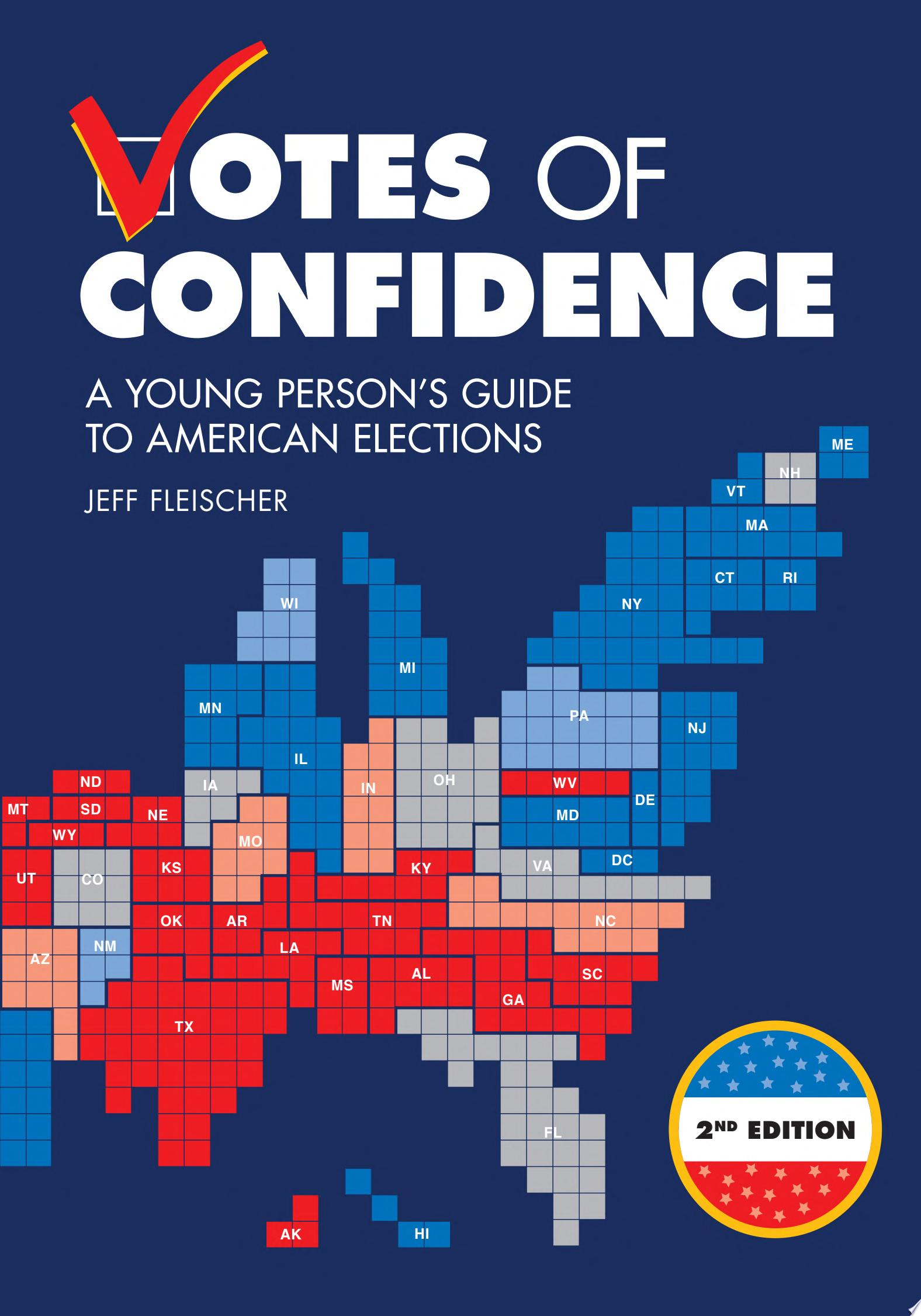 "Image for ""Votes of Confidence, 2nd Edition"""