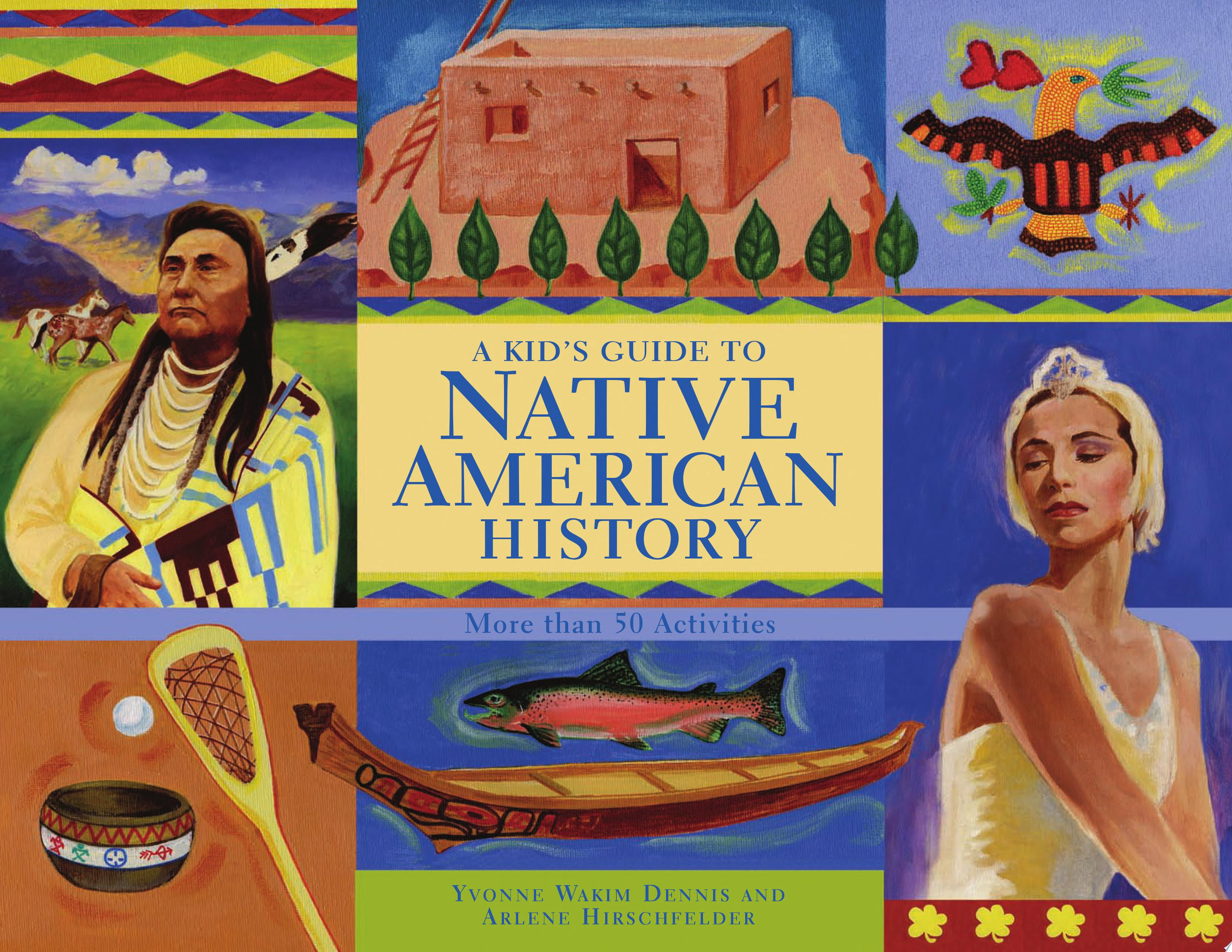 "Image for ""A Kid's Guide to Native American History"""