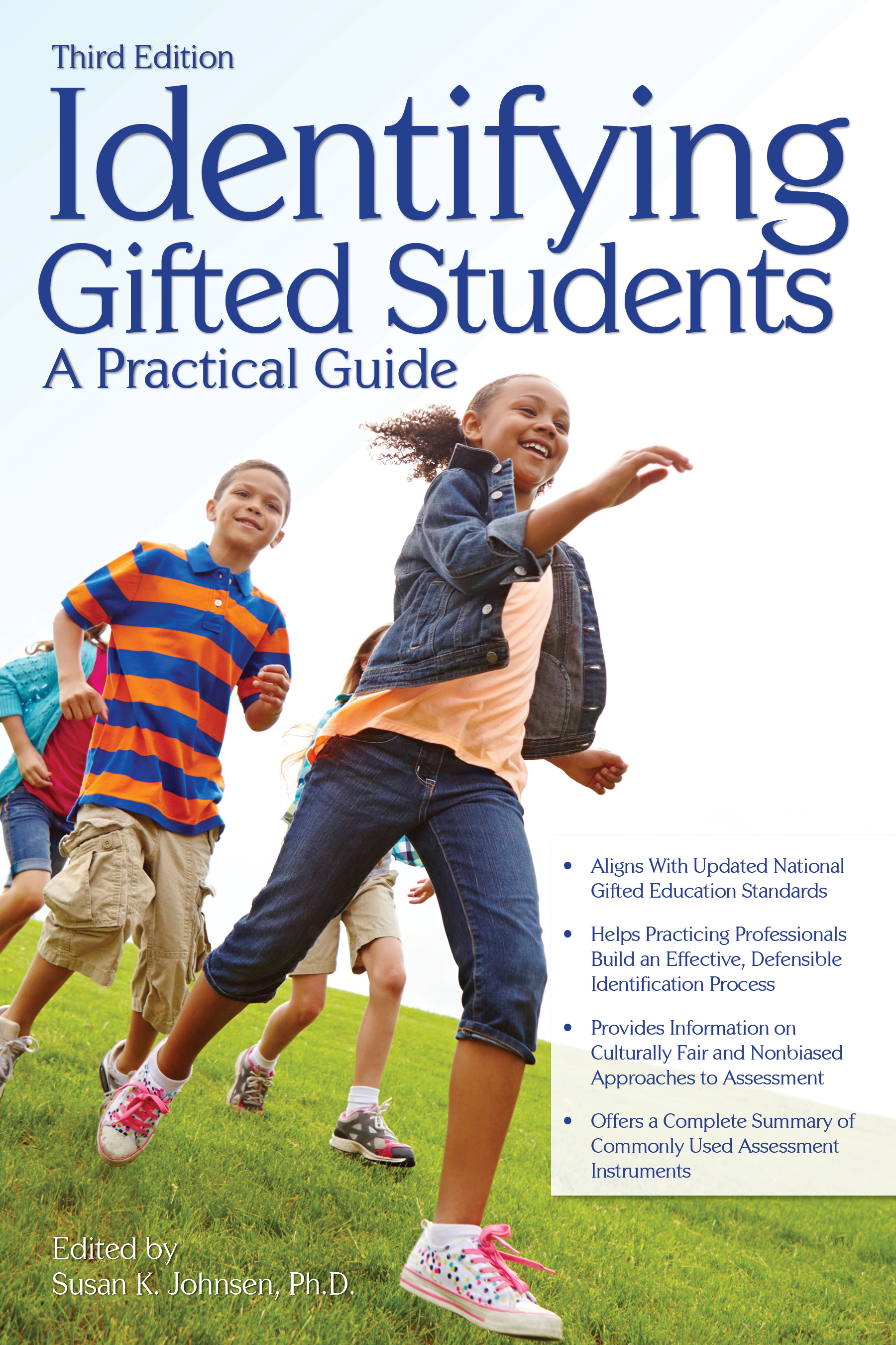 "Image for ""Identifying Gifted Students"""