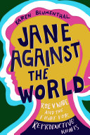 "Image for ""Jane Against the World"""