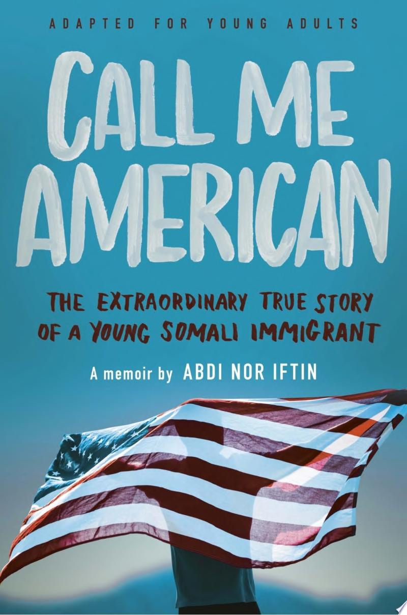 "Image for ""Call Me American (Adapted for Young Adults)"""