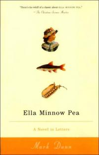 Cover image for Ella Minnow Pea