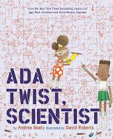 Cover image for Ada Twist, Scientist