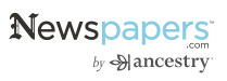 Newspapers.com by Ancestry logo