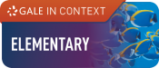 Gale In Context: Elementary logo button