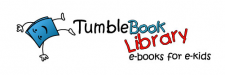 TumbleBook Library: ebooks for kids logo
