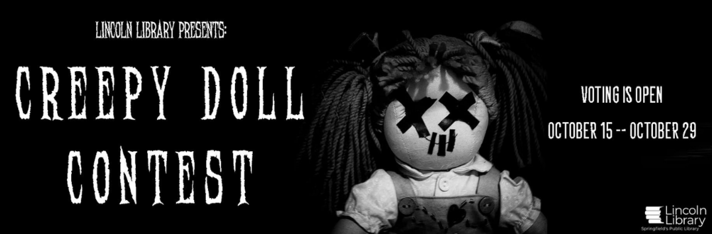 Creepy Doll Contest