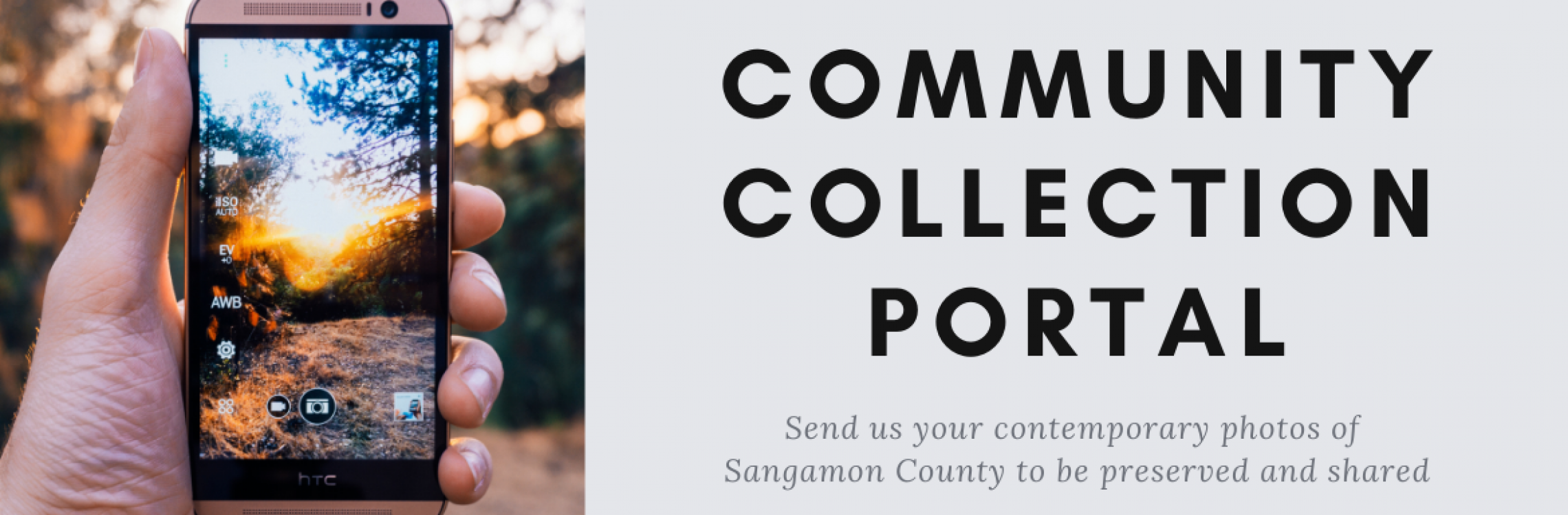 Community Collection Portal